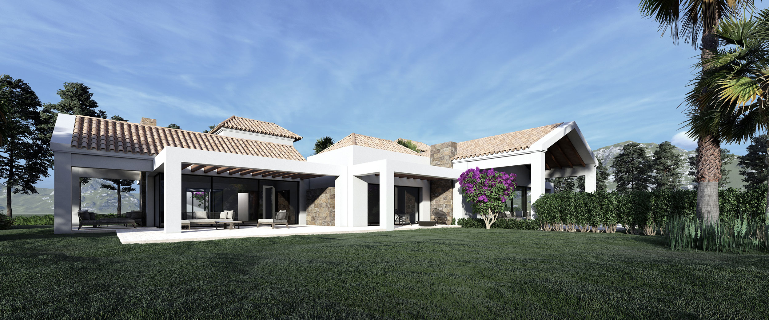 elderly upscale retirement community in andalucia
